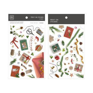 Mu – Print On Stickers – XMas 009